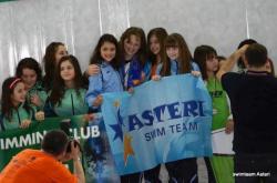 """Астери"" с титлата на Talent Cup, Василики Кадоглу с 5 златни медала"