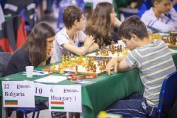 Шахматистите завършиха 31-ви на олимпиадата