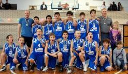 Левски триумфира на BasketMania 2012